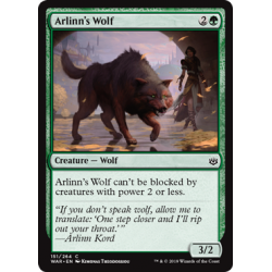 Arlinn's Wolf
