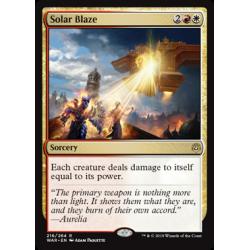 Solar Blaze