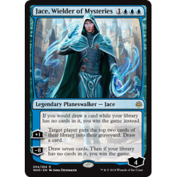 Jace, Wielder of Mysteries - Foil