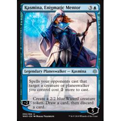 Kasmina, Enigmatic Mentor - Foil