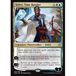 Teferi, Time Raveler - Foil