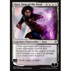 Kaya, Bane of the Dead - Foil