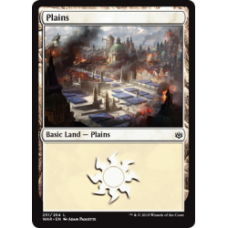Plains (Version 2) - Foil