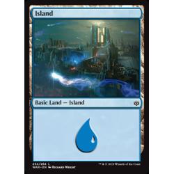 Island (Version 2) - Foil