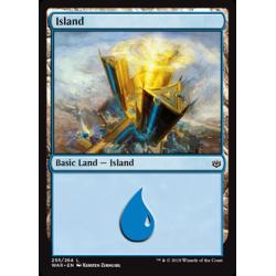 Island (Version 3) - Foil
