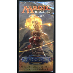 Magic 2014 Event Deck - DAMAGED