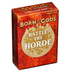 "Born of the Gods - Challenge Deck - ""Battle the Horde"""