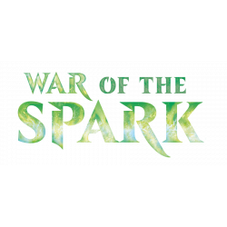 War of the Spark - Empty Bundle Box