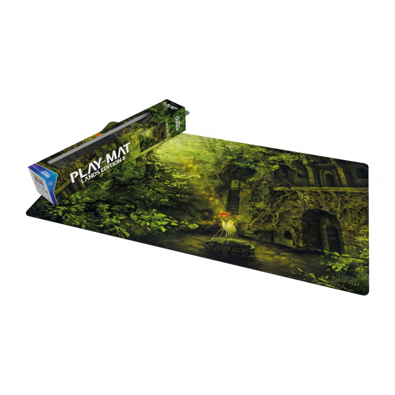 Ultimate Guard Playmat Lands Edition Ii Forest The