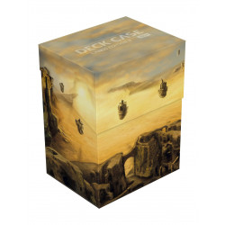 Ultimate Guard - Deck Case 80+ Lands Edition - Plains