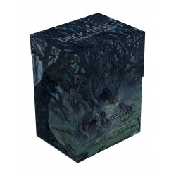 Ultimate Guard - Deck Case 80+ Lands Edition II - Swamp