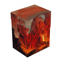 Ultimate Guard - Deck Case 80+ Lands Edition II - Mountain