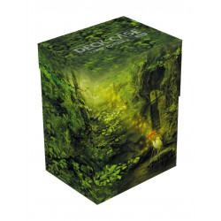Ultimate Guard - Deck Case 80+ Lands Edition II - Forest
