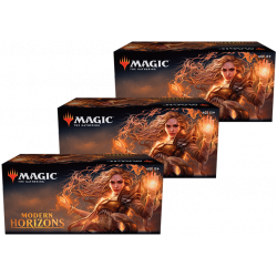Modern: Horizonte - 3x Booster Display