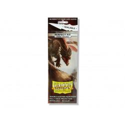 Dragon Shield - Perfect Fit Sealable 100 Sleeves - Smoke 'Yarost'