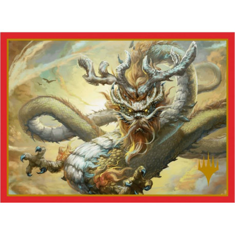 Ultra Pro - Global Series 100 Sleeves - Ancestor Dragon