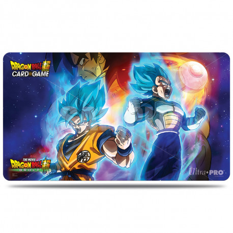 Ultra Pro - Dragon Ball Super Playmat - Vegeta, Goku, and Broly