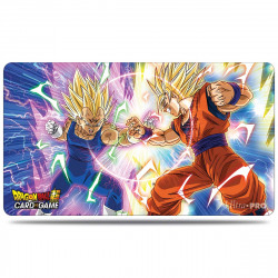 Ultra Pro - Dragon Ball Super Playmat - Vegeta vs Goku