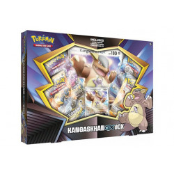 Pokemon - Coffret Kangourex-GX