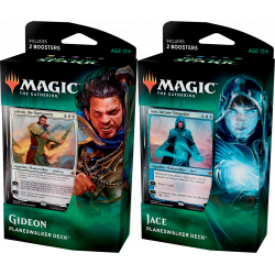War of the Spark - Planeswalker Deck Set (both decks)