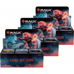 Hauptset 2020 - 3x Booster Display