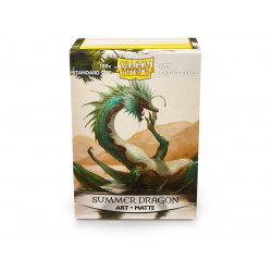 Dragon Shield - Art 100 Sleeves - Summer Dragon