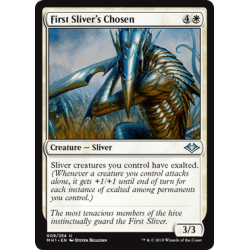 First Sliver's Chosen