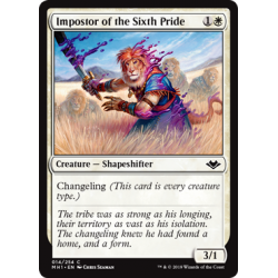 Impostor of the Sixth Pride