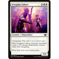 Irregular Cohort