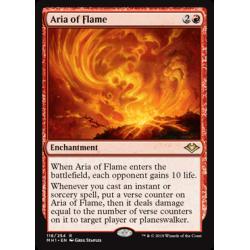 Arie der Flammen