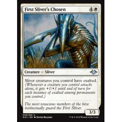 First Sliver's Chosen - Foil