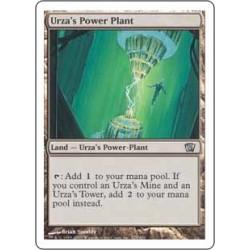Centrale Energetica di Urza