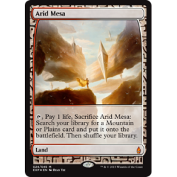 Arid Mesa - Expedition