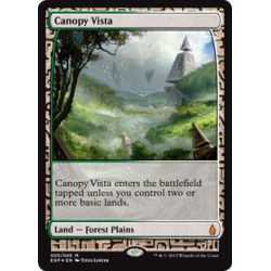 Canopy Vista - Expedition