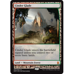 Cinder Glade - Expedition