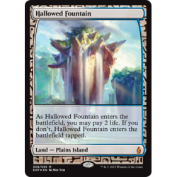 Hallowed Fountain - Expedition