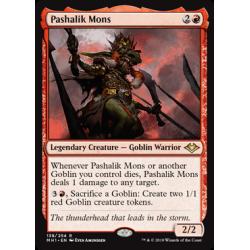 Pashalik Mons - Foil