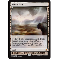 Marsh Flats - Expedition