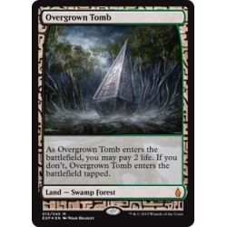 Overgrown Tomb - Expedition