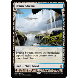 Prairie Stream - Expedition