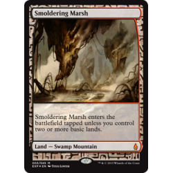 Smoldering Marsh - Expedition
