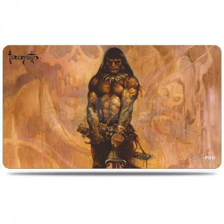 Ultra Pro - Frank Frazetta Playmat - Barbarian
