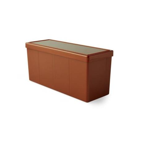 Dragon Shield - Four Compartment Boxes - Copper