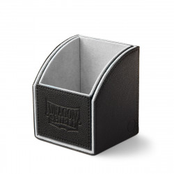 Dragon Shield - Nest Deck Box 100 - Black/Light Grey