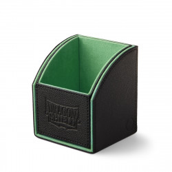 Dragon Shield - Nest Deck Box 100 - Black/Green