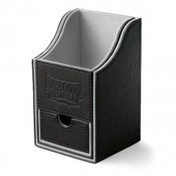 Dragon Shield - Nest+ Deck Box 100 - Black/Light Grey