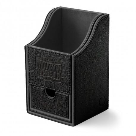 Dragon Shield - Nest+ Deck Box 100 - Black/Black