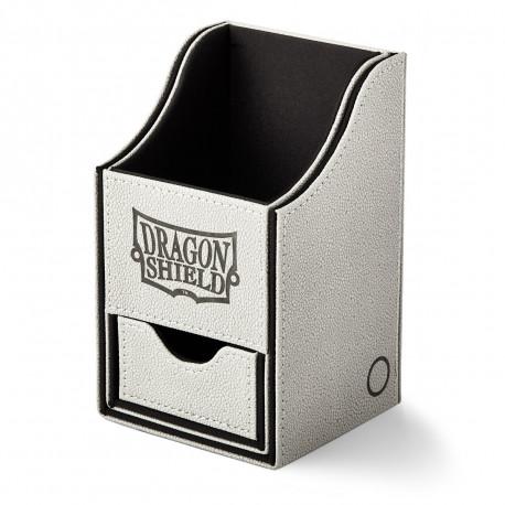 Dragon Shield - Nest+ Deck Box 100 - Light Grey/Black