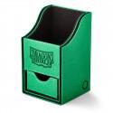 Dragon Shield - Nest+ Deck Box 100 - Green/Black
