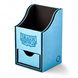Dragon Shield - Nest+ Deck Box 100 - Blue/Black